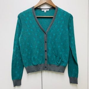 Cabi woman's sweaters /Tearoom Cardigan size S